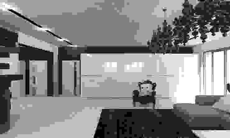 Minimalist living room by Гурьянова Наталья Minimalist
