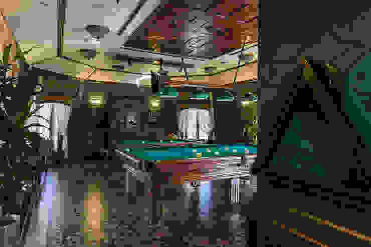 Бильярдная Рабочий кабинет в классическом стиле от Интерьеры от Марии Абрамовой Классический
