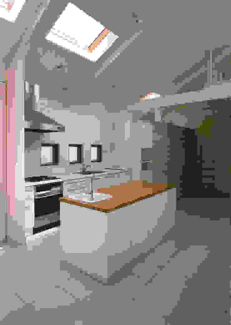 キッチン 地中海デザインの キッチン の 豊田空間デザイン室 一級建築士事務所 地中海
