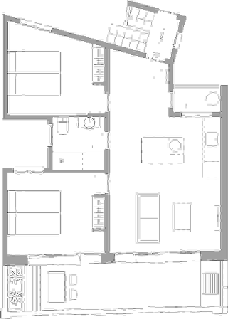 в современный. Автор – LF24 Arquitectura Interiorismo, Модерн