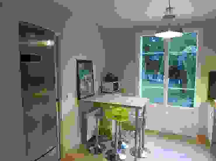 Maison La Celle-Saint-Cloud - 2013 Cuisine moderne par Immo-Lift Moderne