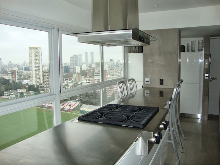 modern  by Hargain Oneto Arquitectas, Modern