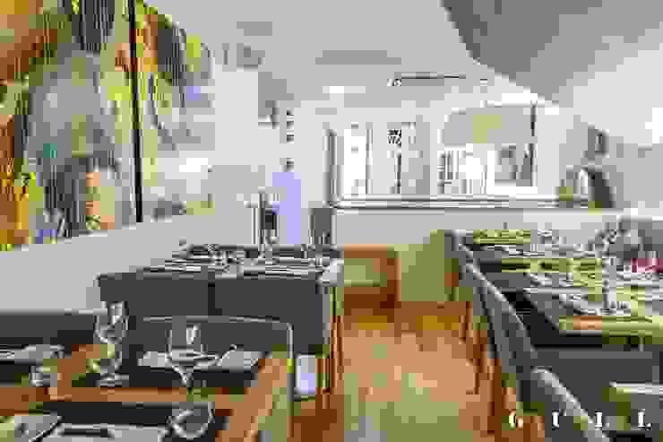 Minimalist gastronomy by Filipa Cunha Interiores Minimalist