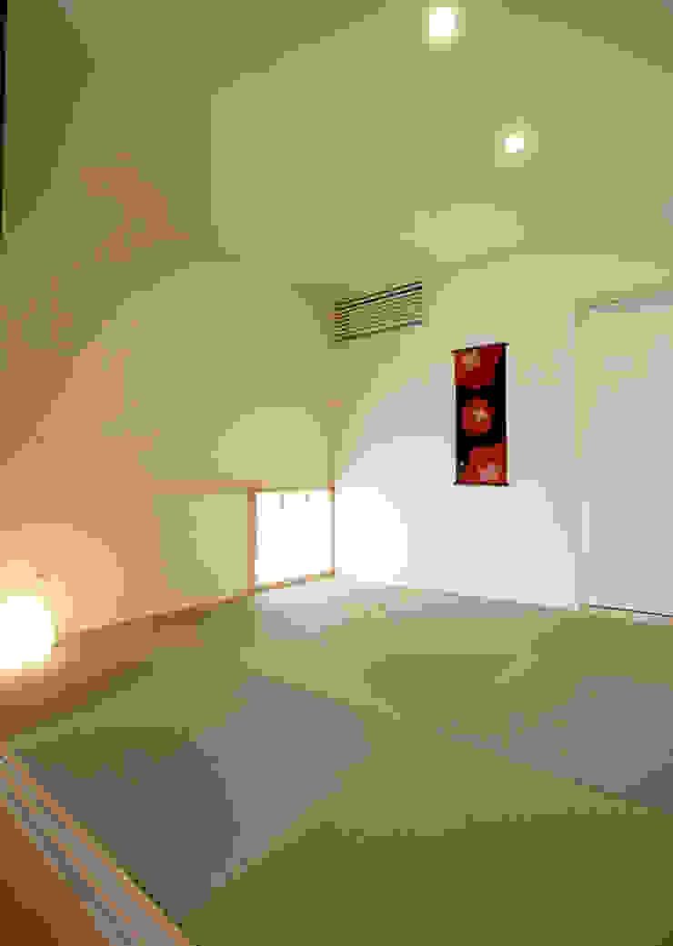 祐成大秀建築設計事務所 Salas multimedia de estilo moderno