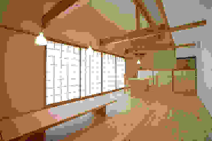 祐成大秀建築設計事務所 Salones de estilo moderno