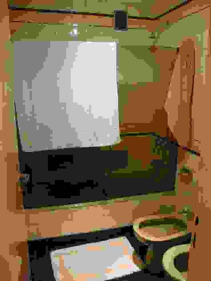 baño previo intervencion de Hargain Oneto Arquitectas