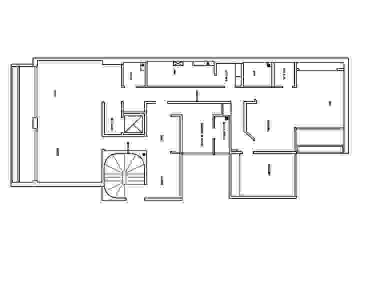 planos previo intervención de Hargain Oneto Arquitectas