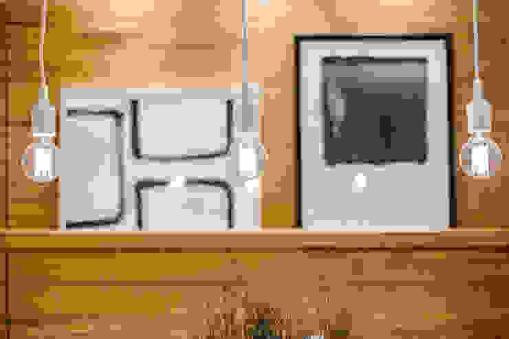 Apartamento Bela Vista Salas de jantar modernas por STUDIO LN Moderno