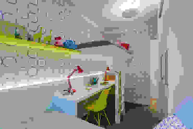 Projekty,  Pokój dziecięcy zaprojektowane przez STUDIO LN,