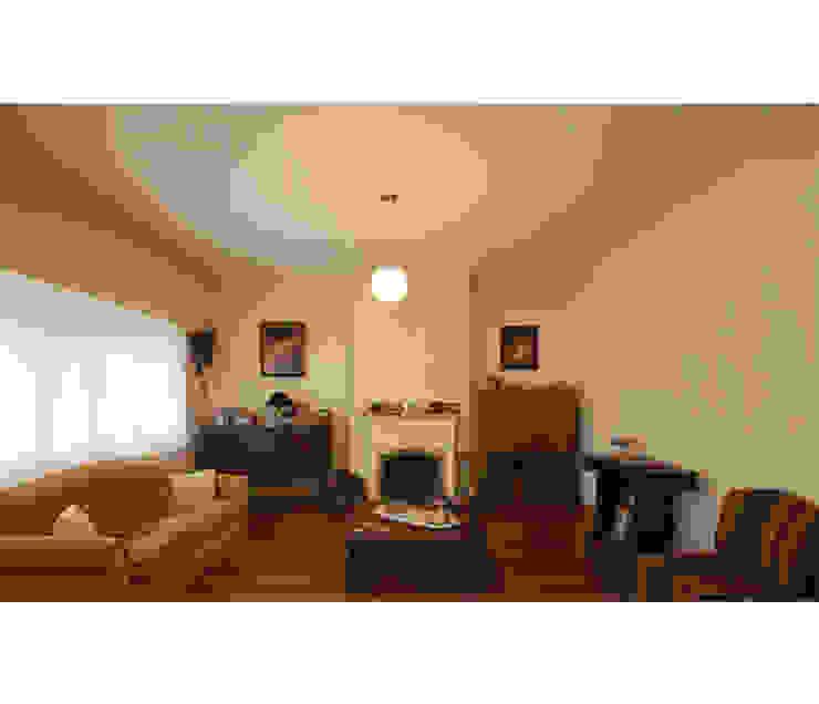Modern living room by IR arquitectura Modern