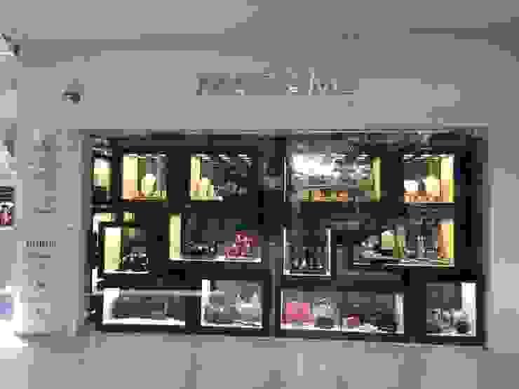 Macame // Andares, GDL. Espacios comerciales de estilo moderno de TocoMadera Moderno