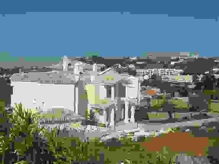 Vivienda en Marbella Casas de estilo mediterráneo de UAArquitectos Mediterráneo