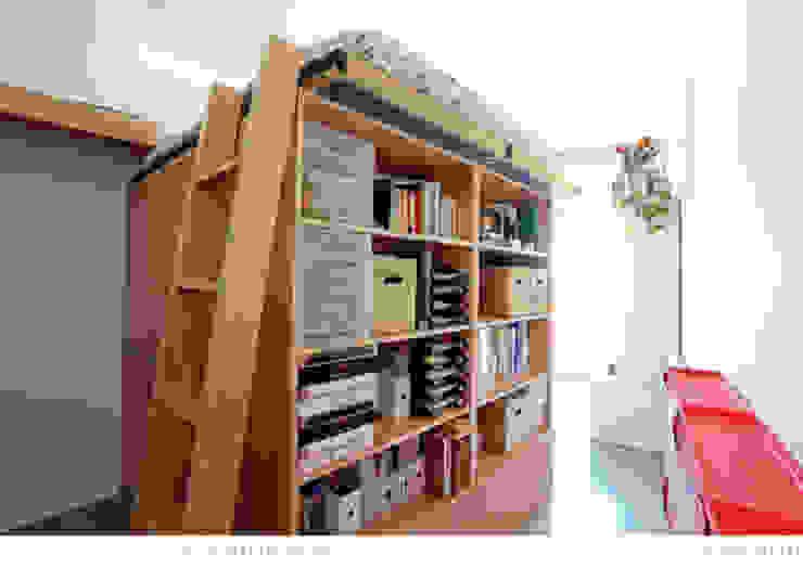 Dormitorios de estilo moderno de Brigitte Hübner Moderno