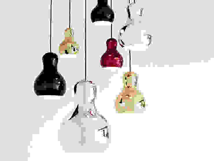 現代  by GEO Iluminación Aplicada, 現代風 金屬