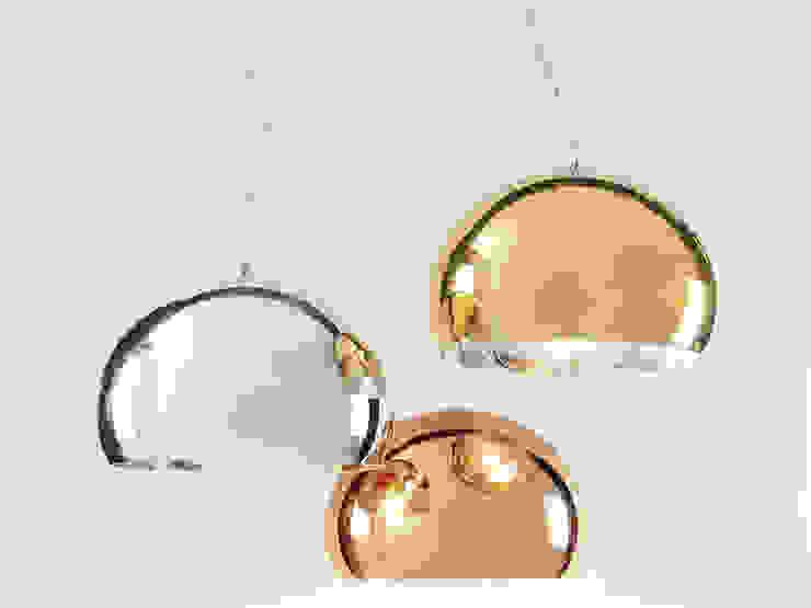 Iluminación decorativa de GEO Iluminación Aplicada Moderno Metal