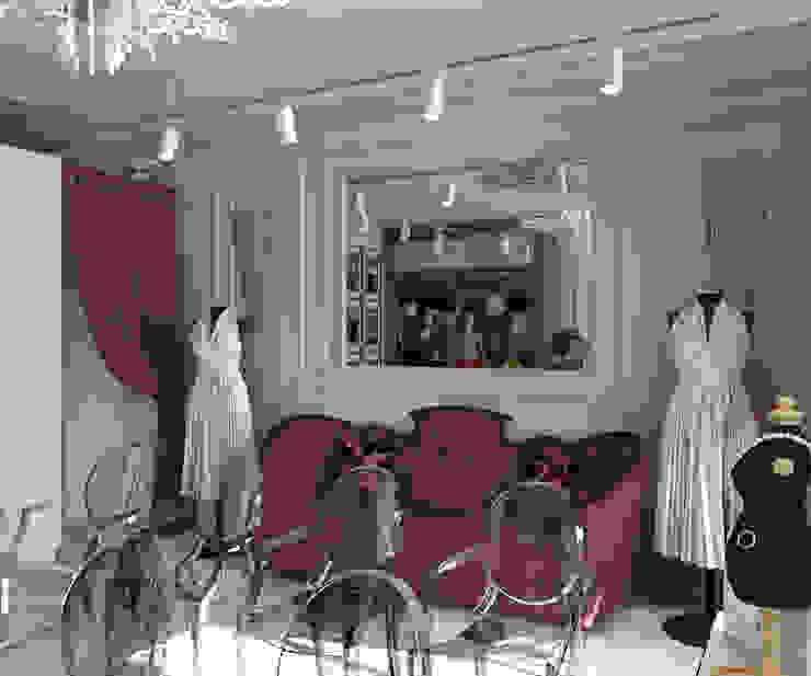 Модный класс Медиа комната в классическом стиле от Interika Классический
