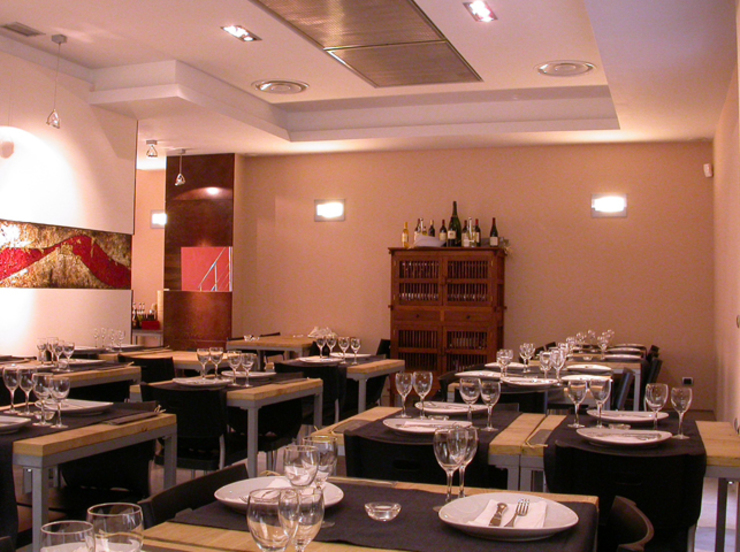 MAT architettura e design Modern gastronomy