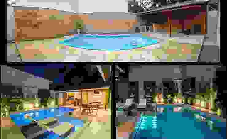 Residência Interlagos por Nadia Takatama arquitetura e interiores Moderno