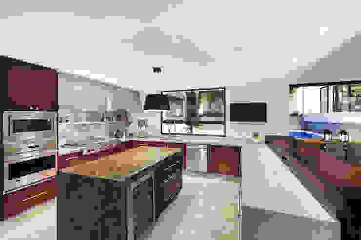 Cocina: Cocinas de estilo  por Juan Luis Fernández Arquitecto, Moderno