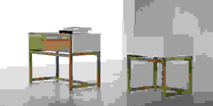 ทันสมัย  โดย Forma muebles, โมเดิร์น ไม้จริง Multicolored