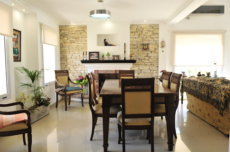 Living comedor Salones clásicos de Opra Nova - Arquitectos - Buenos Aires - Zona Oeste Clásico