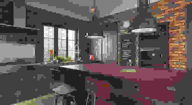 Dapur by FAMM DESIGN
