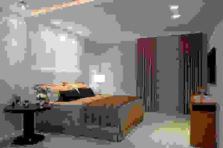 Apartamento Beiramar FL Quartos modernos por KARINA KOETZLER arquitetura e interiores Moderno