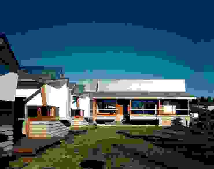 つくばの家 オリジナルな 家 の 有限会社加々美明建築設計室 オリジナル 銅/ブロンズ/真鍮