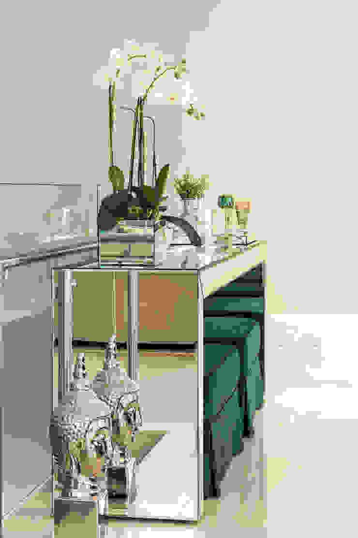 Apartamento Beiramar FL-2 Salas de estar modernas por KARINA KOETZLER arquitetura e interiores Moderno