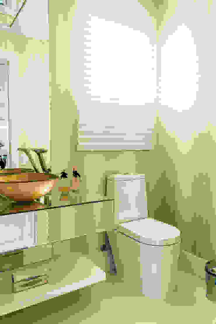 Apartamento Beiramar FL-2 Banheiros modernos por KARINA KOETZLER arquitetura e interiores Moderno
