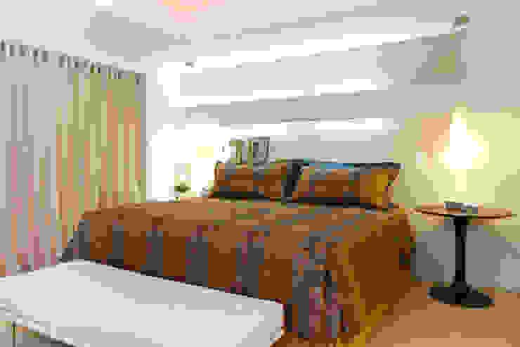 Apartamento Beiramar FL-3 Quartos modernos por KARINA KOETZLER arquitetura e interiores Moderno