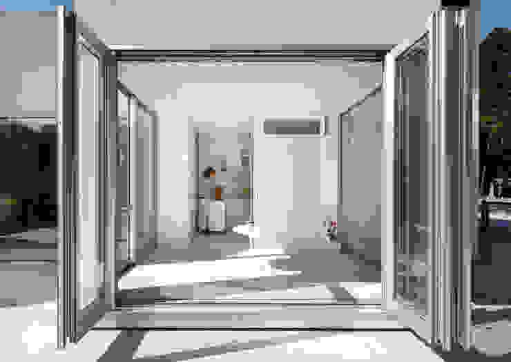 Modern Terrace by atelier m Modern Stone