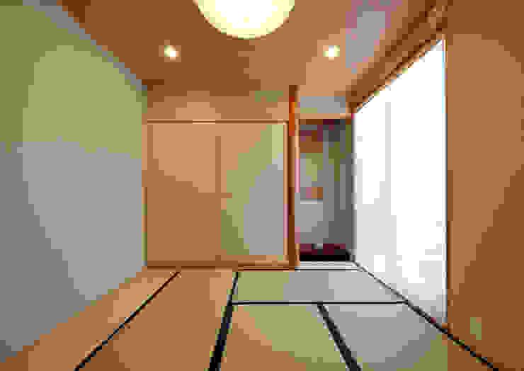 和室 モダンデザインの 多目的室 の atelier m モダン