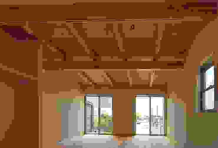 家族室(将来寝室+子供室) モダンデザインの 子供部屋 の 原 空間工作所 HARA Urban Space Factory モダン