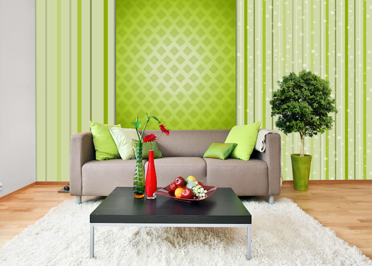 Eclectic style walls & floors by homify Eclectic