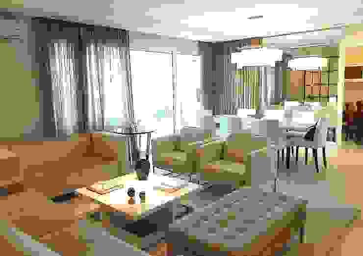 Comparato Arquitetura Living room