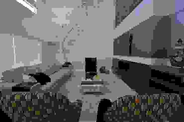 Condomínio Porto Coronado – Atlântida Salas de estar modernas por Eliane Fanti Arquitetura Moderno