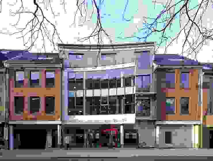 Casas modernas de Gritzmann Architekten Moderno