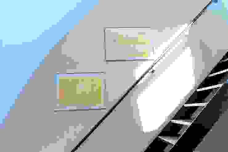 loft conversion, 1180 vienna Tường & sàn phong cách hiện đại bởi allmermacke Hiện đại