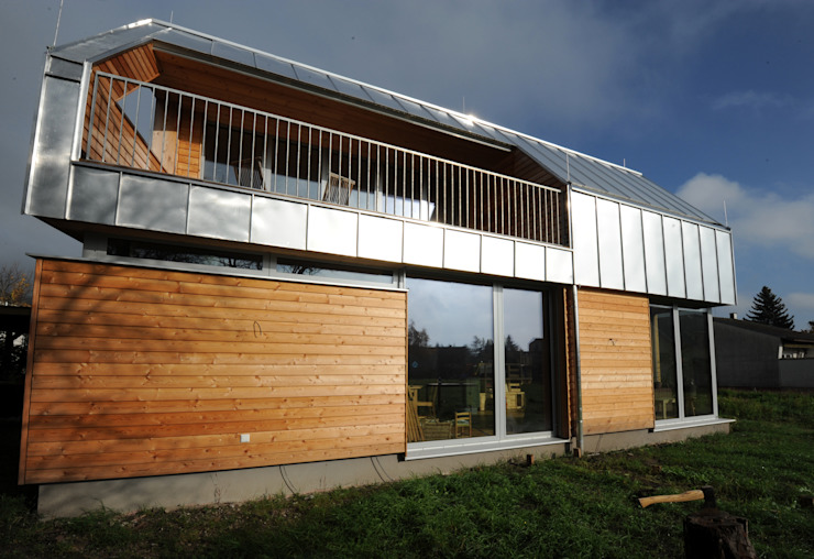 Symbios Architektur Maisons modernes