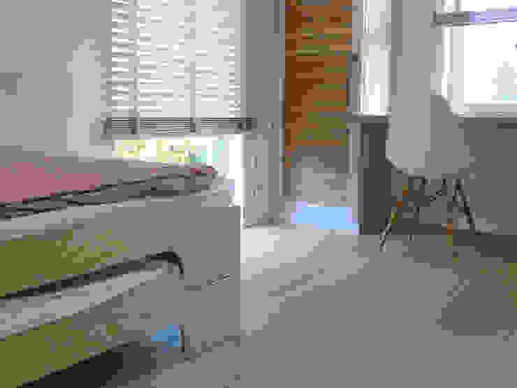 Cousin Architekt - Ökotekt ห้องนอนเด็ก