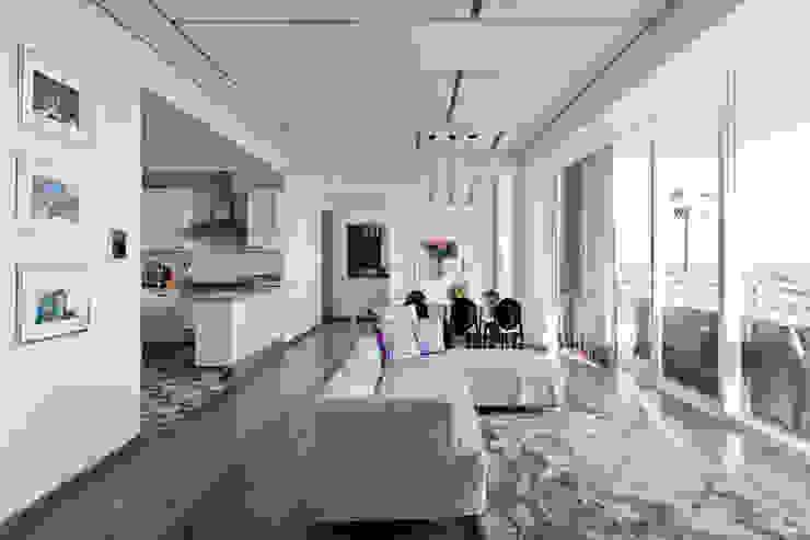 by HO arquitectura de interiores Modern