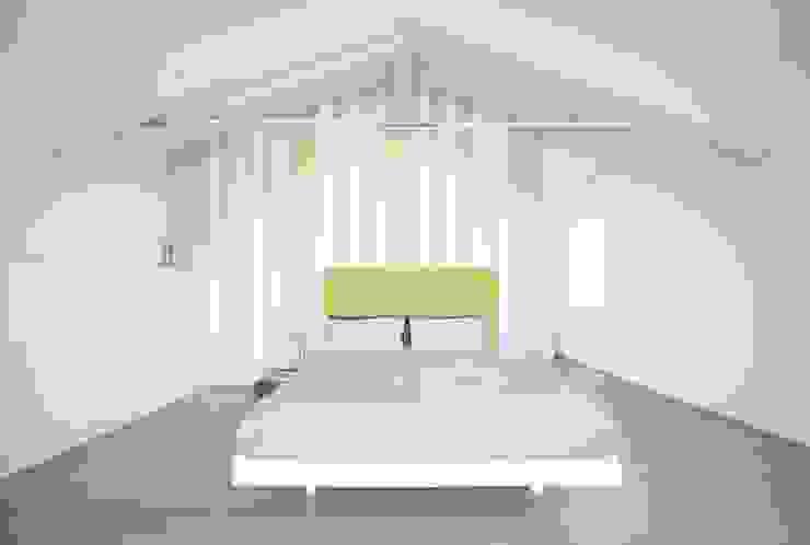 homify Dormitorios de estilo moderno Blanco