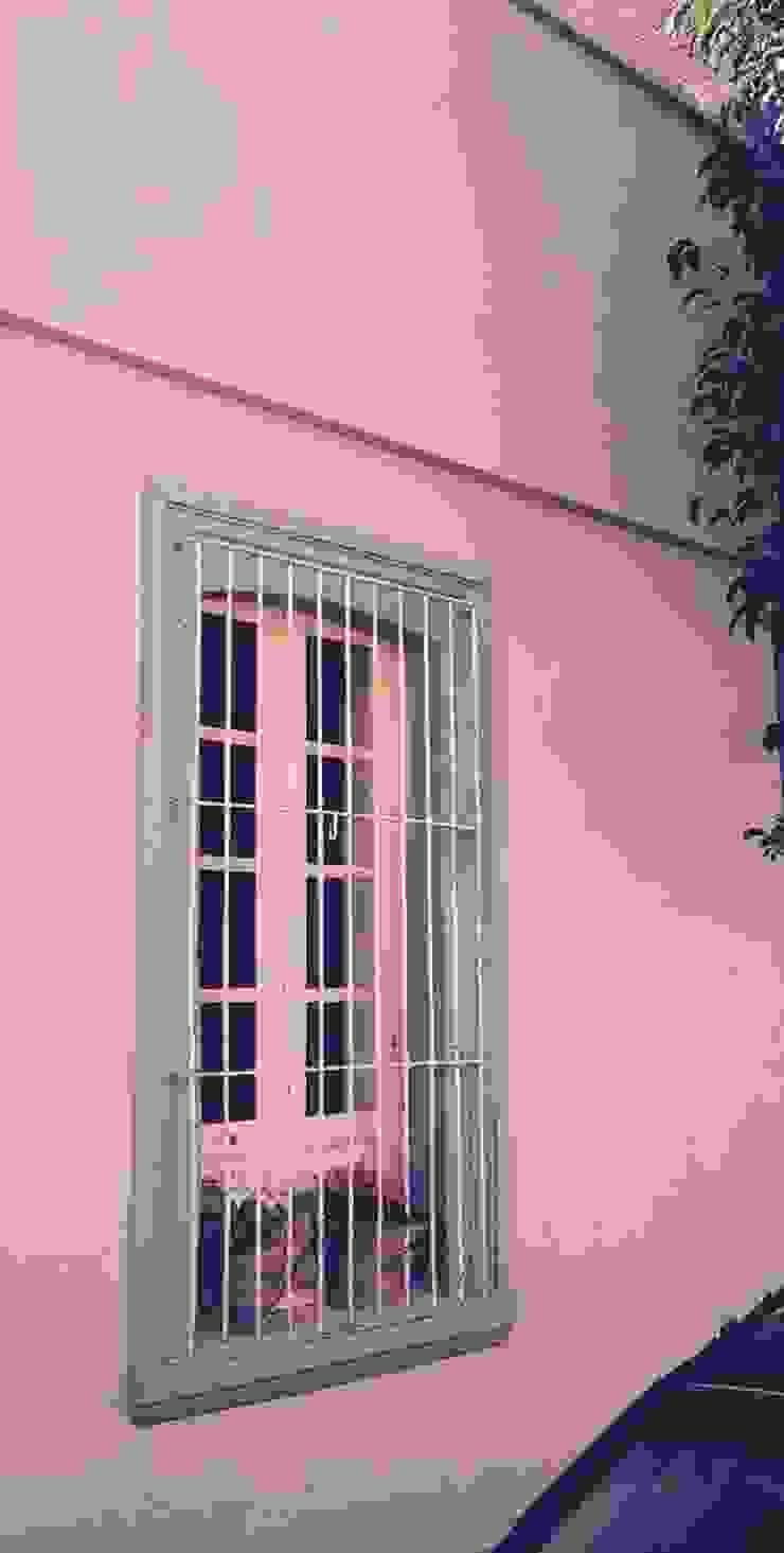 RESTAURACION CA-308 Casas coloniales de TA111ER Colonial Ladrillos