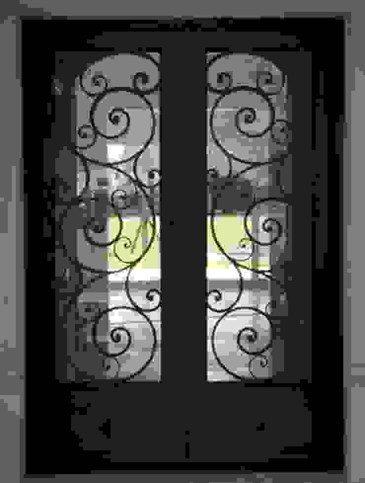 eclectic  by Del Hierro Design, Eclectic Iron/Steel