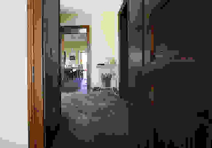 ARCHITETTO FRANCA DE GIULI Couloir, entrée, escaliers ruraux