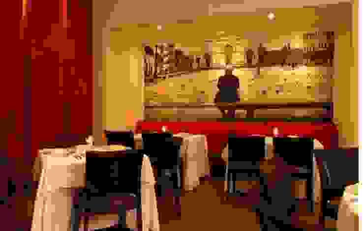 Restaurant Lo Sputino de BAO Moderno