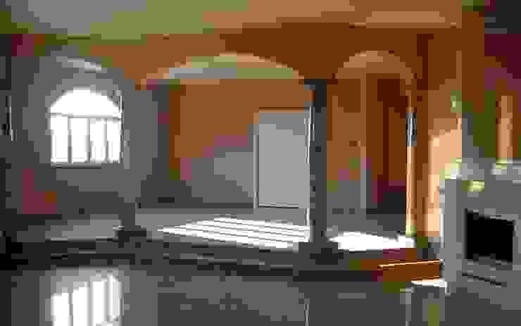 غرفة المعيشة تنفيذ Ramella Alessandro snc