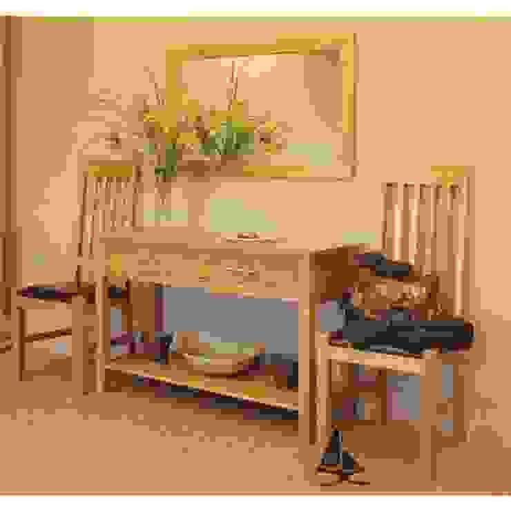 de estilo  por Bonsoni.com , Clásico Madera Acabado en madera