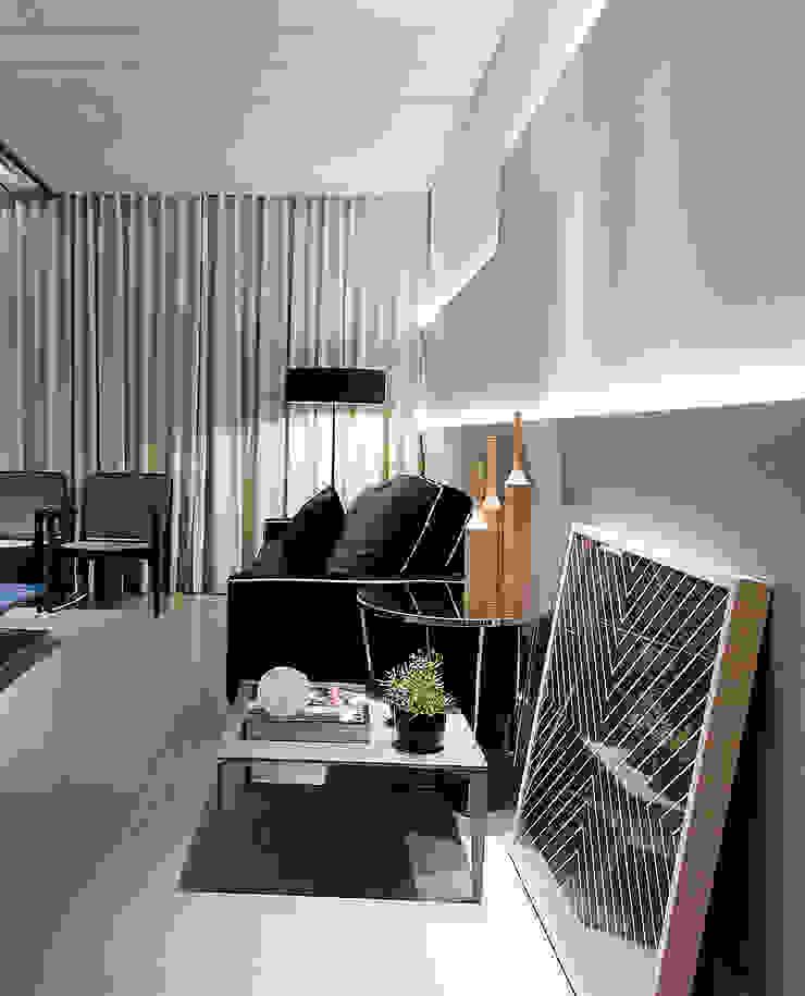 SALA DE ESTAR Salas de estar modernas por Matheus Menezes Arquiteto Moderno